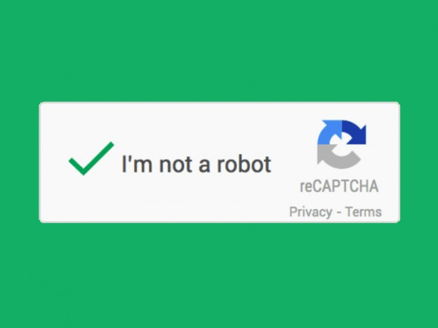 google recaptcha validation