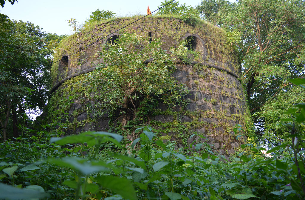 The Ruins of Belapur Fort