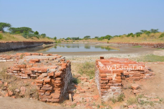 Harappan city Lothal - World's first port town in Human history