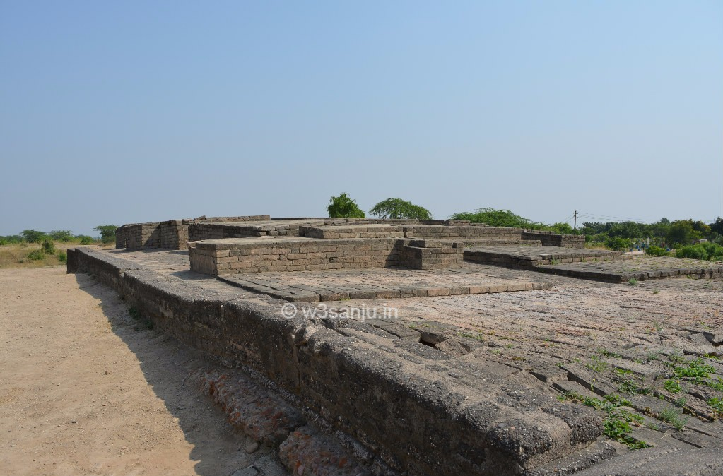 lothal warehouses foundation