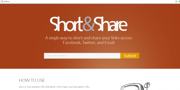 Short and Share is a technique used to shorten a URL