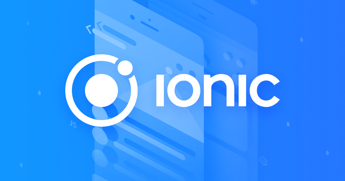 Basic tips - Mobile application development with Ionic